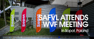 SAFVL Attends Meeting @ Sopot, Poland
