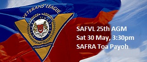 Sixty-eight members attend 25th SAFVL AGM