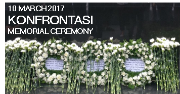 SAF Veterans' League holds memorial ceremony at Konfrontasi Memorial